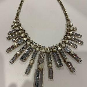 Baublebar crystal necklace